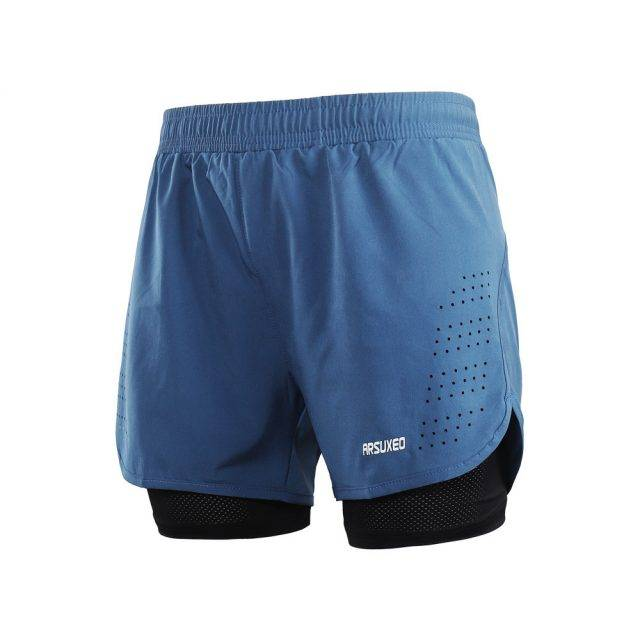 Men's Breathable Mesh Shorts Clothes Men Shorts