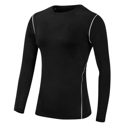 Fitness & Yoga Basic Long-Sleeved Women's Shirt